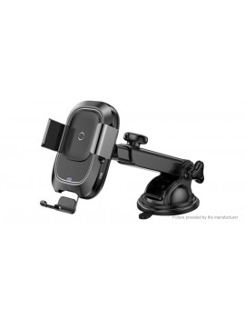 Authentic Baseus Suction Cup Car Cell Phone Holder Wireless Charger