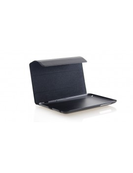 Leather Case w/Smart Cover for Asus Google Nexus 7 (Black)