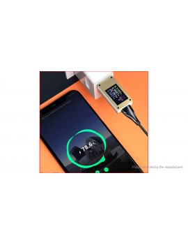 Authentic FONKEN Magnetic Micro-USB to USB 2.0 Data & Charging Cable (100cm)