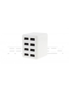 8-Port USB Wall Charger Power Adapter (UK)