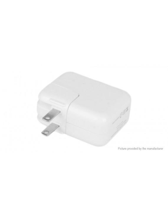 2-in-1 1080p Mini Wifi Hidden Spy Camera Dual USB Wall Charger (US)