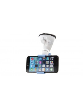 360 Degree Rotatable Car Mount Suction Cup Holder Stand for Cellphone