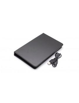 "61-Key 2.4GHz Wireless Bluetooth V2.0 Keyboard w/ PU Leather Case for 7"" BlackBerry Playbook"