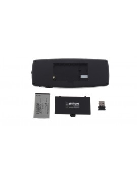 2.4GHz USB 2.0 Wireless Mini Touch Keyboard / Air Mouse / Laser Pen